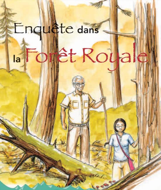 Livret Forêt Royale PNR Ariège