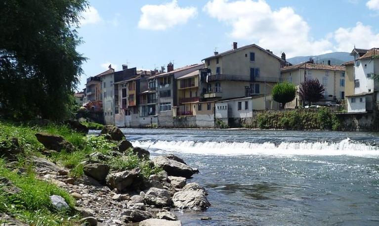 Photo de Saint-Girons - PNR Pyrénées Ariégeoises